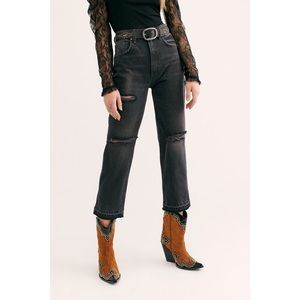 NWT Free People We The Free Lita Jeans